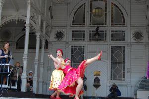 swingová choreografie