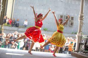 tanec swing Karlovy Vary