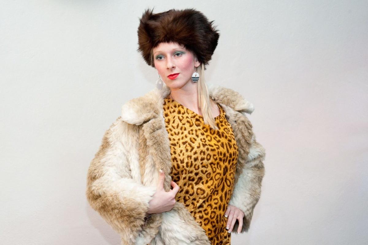 Miss Moskva, retro módní přehlídka 80. let