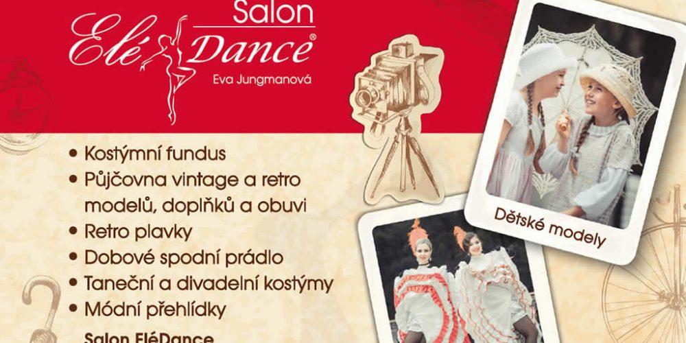 Půjčovna kostýmů Salonu Elédance